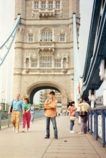 $整体セラピストの気づきと盲点 -@Tower Bridge