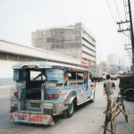 Philippine ① (Place I've been)