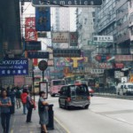 Hong Kong ① (Place I've been)