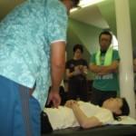 うしろに反らした時、痛い腰痛 ◎臨床セラピスト治療家塾Roots 2011年6月