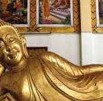 涅槃仏のキケン 〜『オケツ』の上に首はある〜