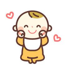 シンプル人_赤ちゃん