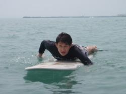 サーフィン ロングボード